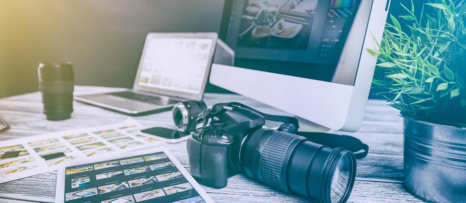 Fotoproduktion Vielformat